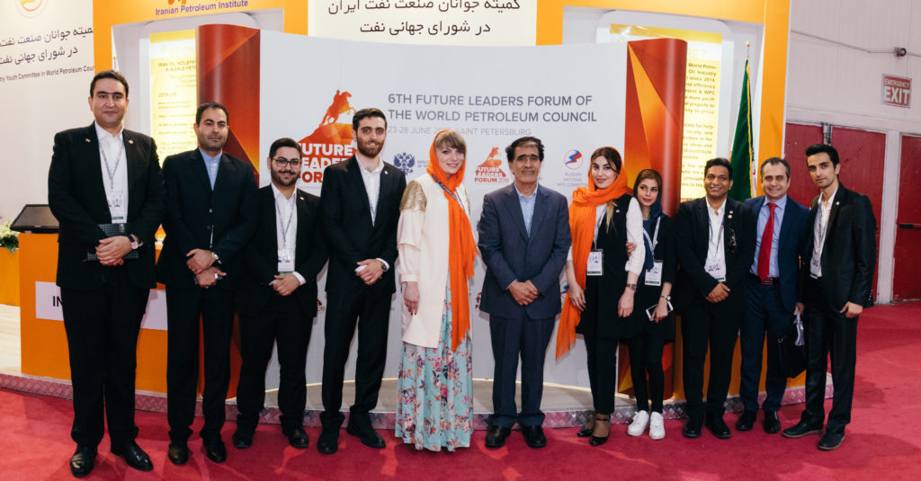 Delegates of Russian National Committee of the World Petroleum Council took part in specialized oil and gas exhibition in the Republic of Iran, Tehran